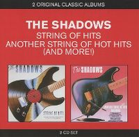 Cover The Shadows - String Of Hits / Another String Of Hot Hits (And More!)