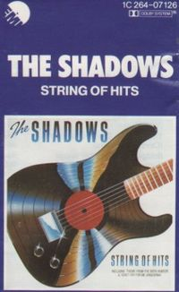 Cover The Shadows - String Of Hits