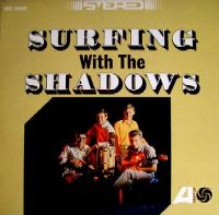 Cover The Shadows - Surfing With The Shadows