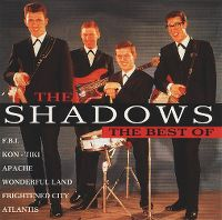 Cover The Shadows - The Best Of
