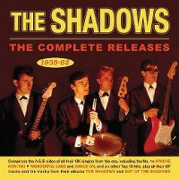 Cover The Shadows - The Complete Releases 1959-62
