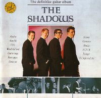 Cover The Shadows - The Definitive Guitar Album