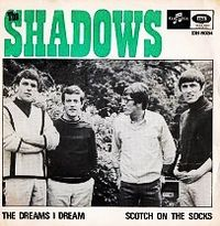 Cover The Shadows - The Dreams I Dream