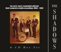 Cover The Shadows - The Early Years