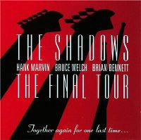 Cover The Shadows - The Final Tour