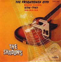 Cover The Shadows - The Frightened City