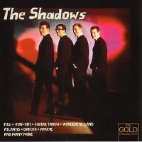 Cover The Shadows - The Gold Collection