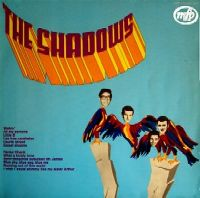 Cover The Shadows - The Shadows (1966)