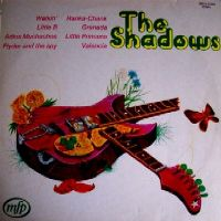 Cover The Shadows - The Shadows (1972)
