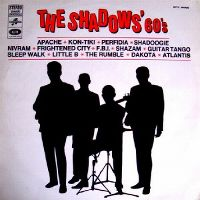 Cover The Shadows - The Shadows' 60's