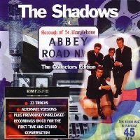Cover The Shadows - The Shadows At Borough Of St. Marylebone Abbey Road