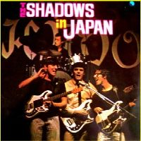 Cover The Shadows - The Shadows In Japan