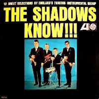 Cover The Shadows - The Shadows Know!!!