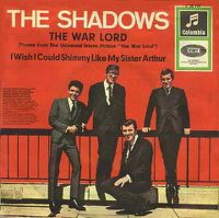 Cover The Shadows - The War Lord