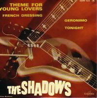 Cover The Shadows - Theme For Young Lovers