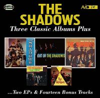 Cover The Shadows - Three Classic Albums Plus