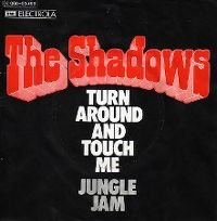Cover The Shadows - Turn Around And Touch Me