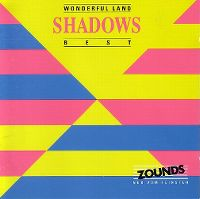 Cover The Shadows - Wonderful Land - Best