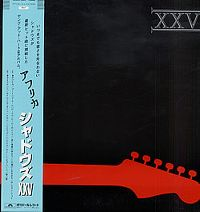Cover The Shadows - XXV