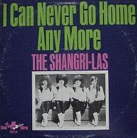 Cover The Shangri-Las - I Can Never Go Home Anymore