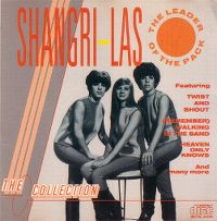 Cover The Shangri-Las - The Leader Of The Pack