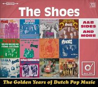 Cover The Shoes - The Golden Years Of Dutch Pop Music