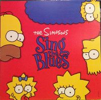 Cover The Simpsons - The Simpsons Sing The Blues