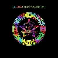 Cover The Sisters Of Mercy - A Slight Case Of Overbombing - Greatest Hits Volume One
