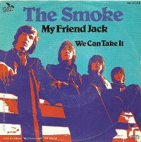 Cover The Smoke - My Friend Jack