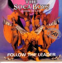 Cover The Soca Boys feat. van B. King - Follow The Leader