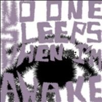 Cover The Sounds - No One Sleeps When I'm Awake
