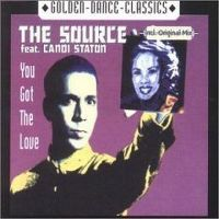 Cover The Source feat. Candi Staton - You Got The Love (Now Voyager Mix)