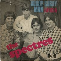 Cover The Spectres - Hurdy Gurdy Man