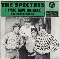 Cover The Spectres - I (Who Have Nothing)
