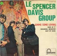 Cover The Spencer Davis Group - Gimme Some Loving