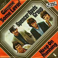 Cover The Spencer Davis Group - Gimme Some Loving