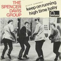 Cover The Spencer Davis Group - Keep On Running