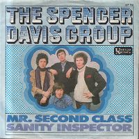 Cover The Spencer Davis Group - Mr. Second Class