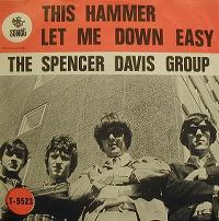 Cover The Spencer Davis Group - This Hammer