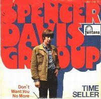 Cover The Spencer Davis Group - Time Seller