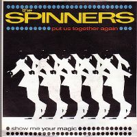 Cover The Spinners - Put Us Together Again