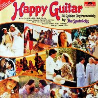Cover The Spotnicks - Happy Guitar