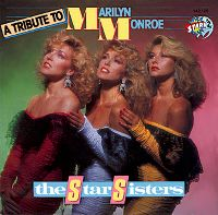 Cover The Star Sisters - A Tribute To Marilyn Monroe