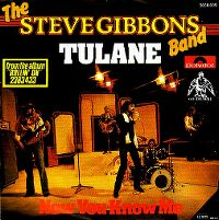 Cover The Steve Gibbons Band - Tulane