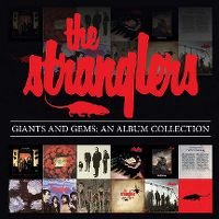 Cover The Stranglers - Giants And Gems: An Album Collection