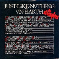 Cover The Stranglers - Just Like Nothing On Earth