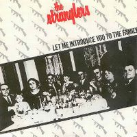 Cover The Stranglers - Let Me Introduce You To The Family