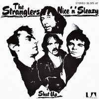 Cover The Stranglers - Nice 'n' Sleazy