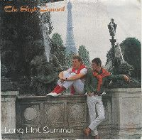 Cover The Style Council - Long Hot Summer