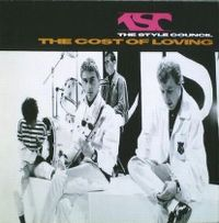 Cover The Style Council - The Cost Of Loving